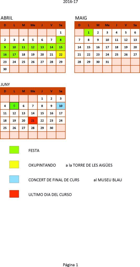 calendar ok